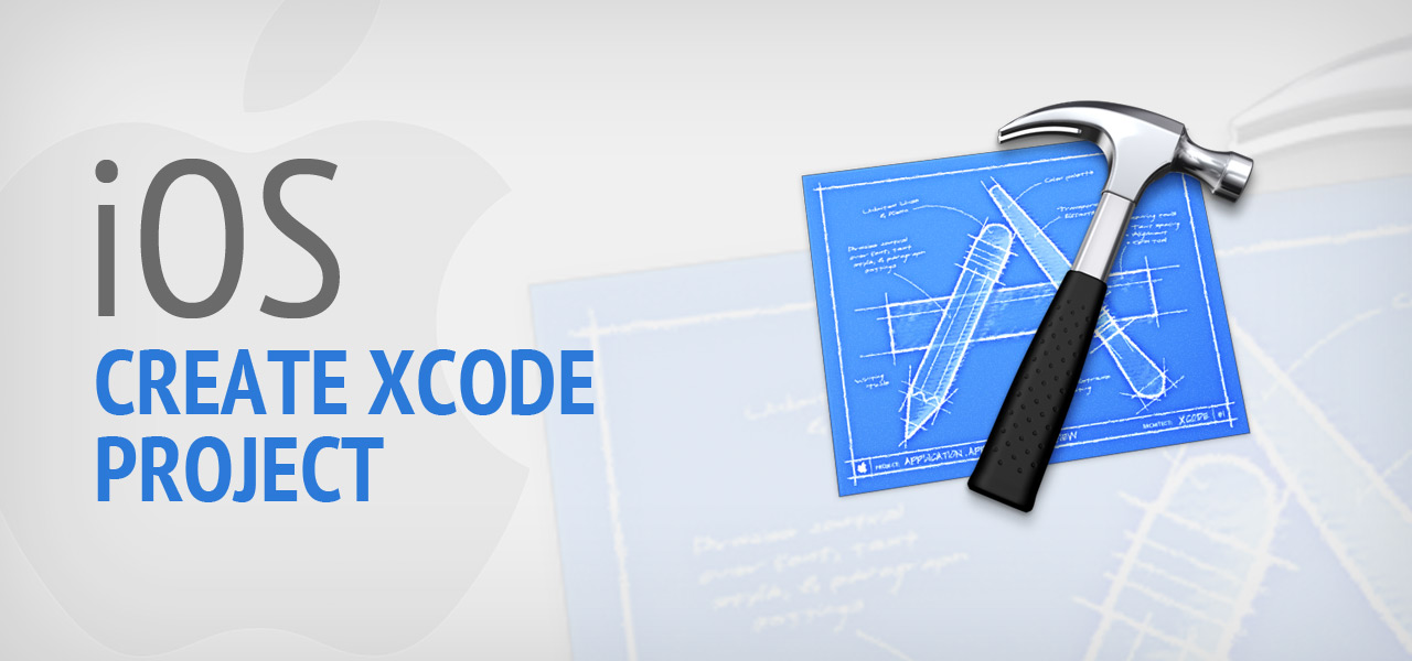 Create Xcode Project ? iOS Editor