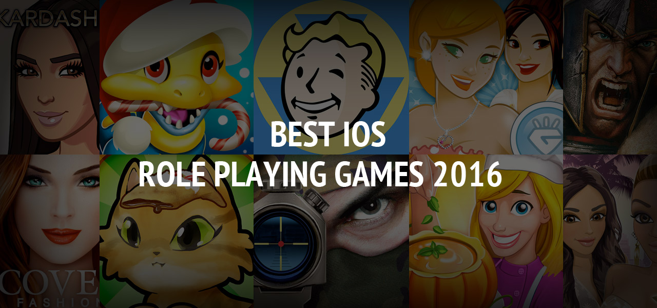 Best iOS Role Playing Games 2016