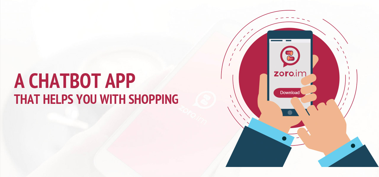 A Chatbot App that helps you with Shopping