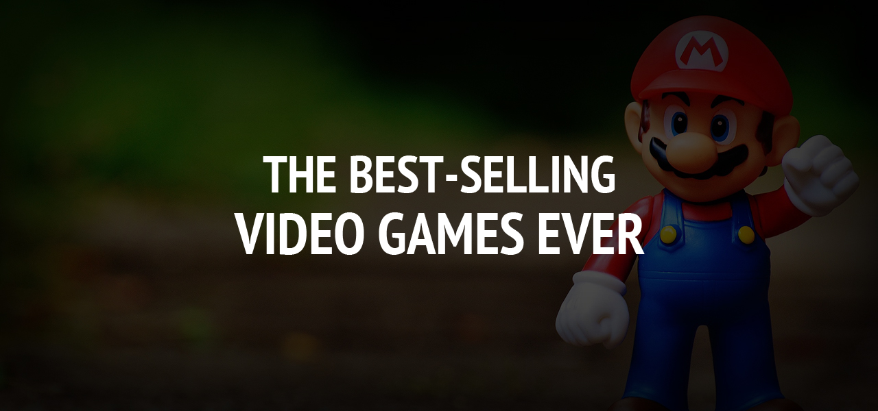 The Best-Selling Video Games Ever